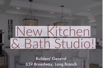 Builders' General New Kitchen & Bath Studio