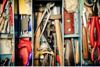 spring clean your toolbox