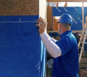 Henry Blue Skin install