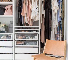 Lifespan dream closet