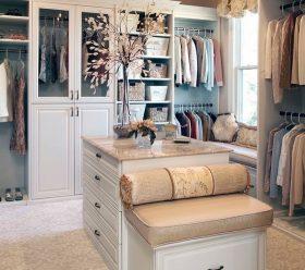Lifespan closet design