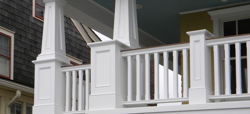 Deck Railing Design Wood