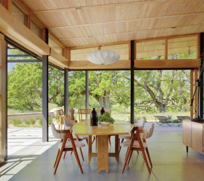 Andersen outdoor space