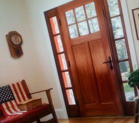 Therma-Thru modern doors
