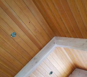 Seneca lumber installation