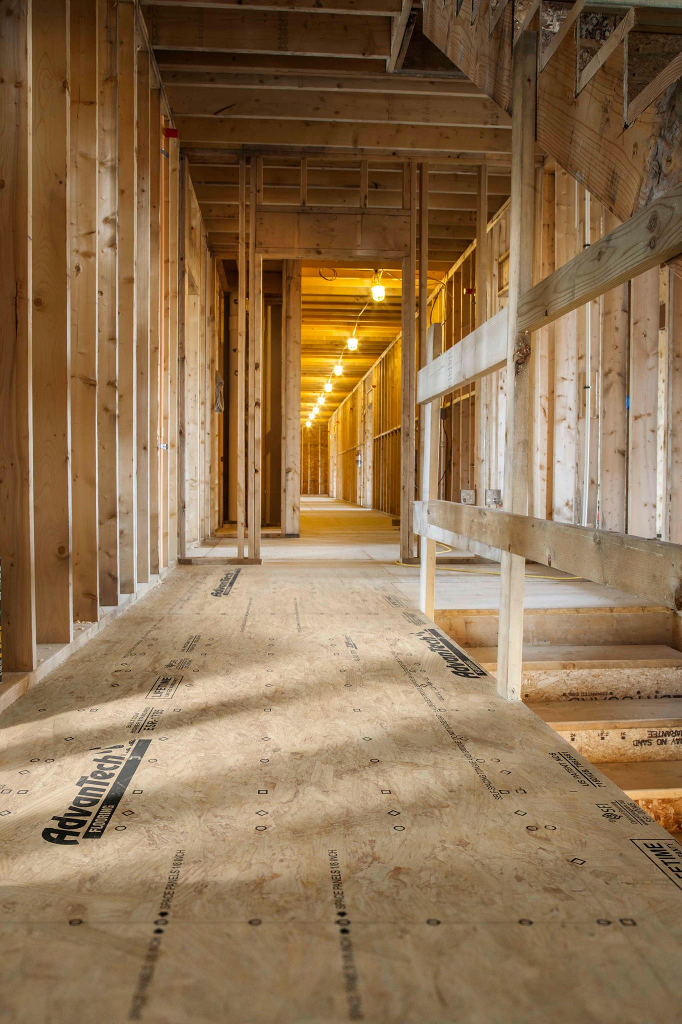 AdvanTech Roof & Wall Sheathing | Builders\' GeneralBuilders General