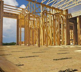 AdvanTech foundation for a new home