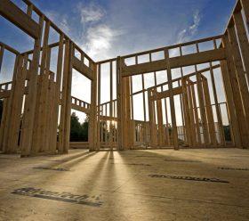 AdvanTech new home construction site