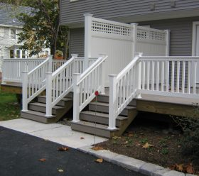 Phoenix outdoor railing