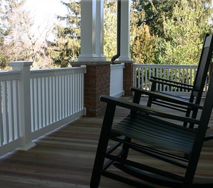 Phoenix outdoor decking design