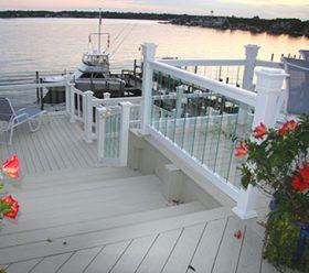 Phoenix decking & railing