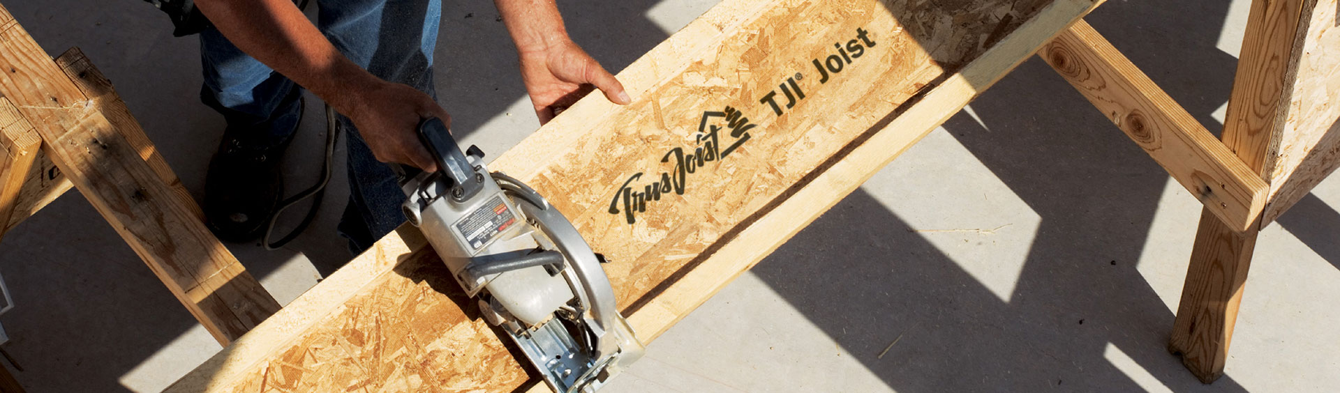 Trus Joist for high performance floors