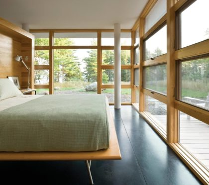 Anderson windows in bedrooms