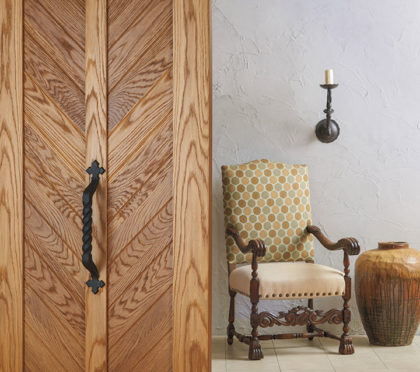 TRUSTILE Authentic Spanish Colonial Doors