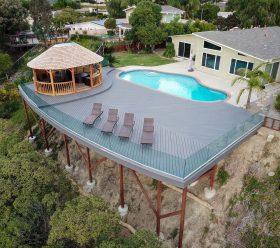 Azek pool design