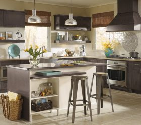 Casual Pearson Shaker Style Kitchen Cabinets by Kitchen Craft