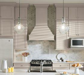 Durham Gray Laminate Kitchen Cabinets