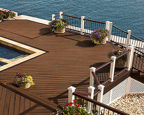 Dock, Outdoor Railings, Deck Supplies NJ