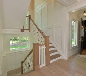 Garden State Moulding & Trimboards staircase
