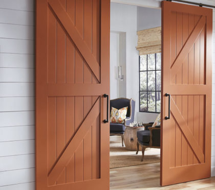 TRUSTILE Custom Wood Doors