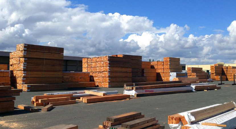 lumber prices are rising