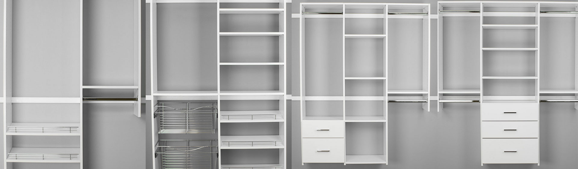 Lifespan Closets by Builders' General