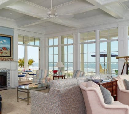 Marvin living room window design