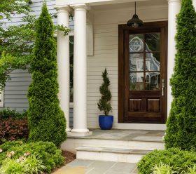 Masonite front door design