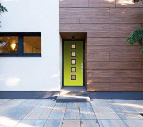 Masonite doorway