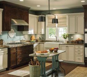 Overton Purestyle Laminate Kitchen Cabinets