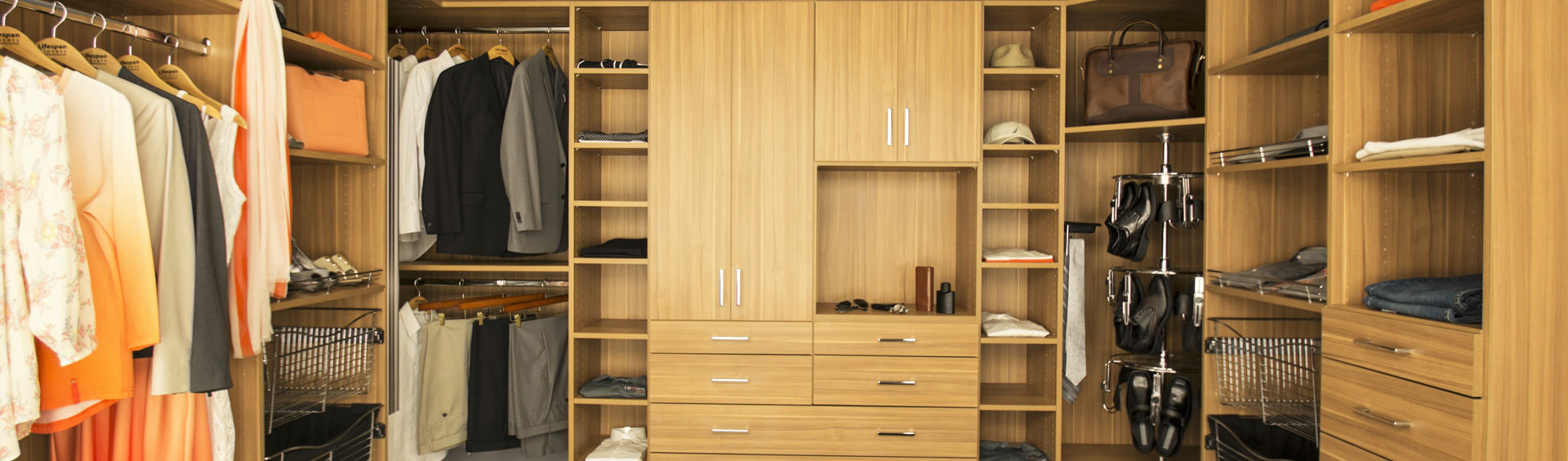 Best Custom Closets NJ | Lifespan Closets Building Supplies