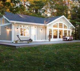 Timbertech outdoor decor designs