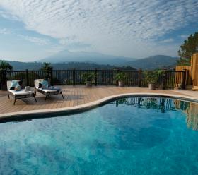 Timbertech pool deck designs