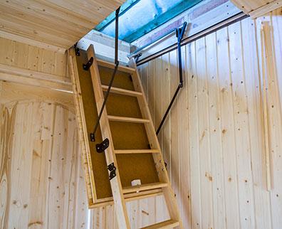 Marwin Attic Stairs