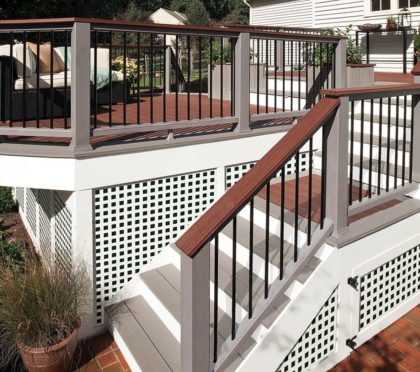 TREX decking & railing