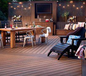 TREX decking & decor