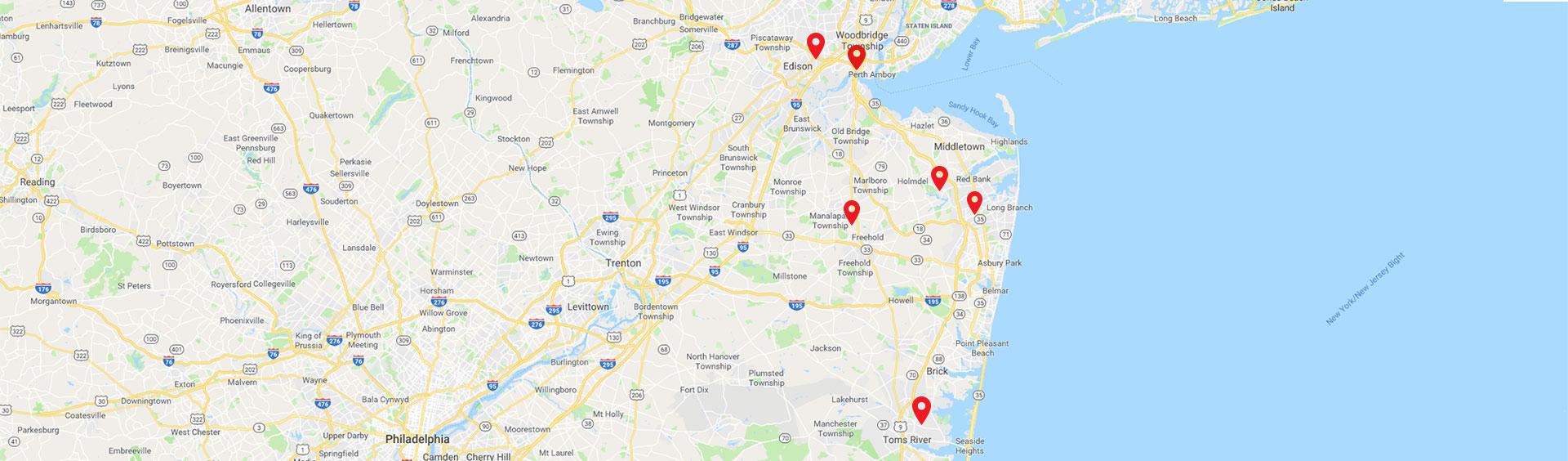Builders Supply Locations