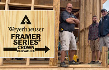 Weyerhaeuser Framer Series Lumber